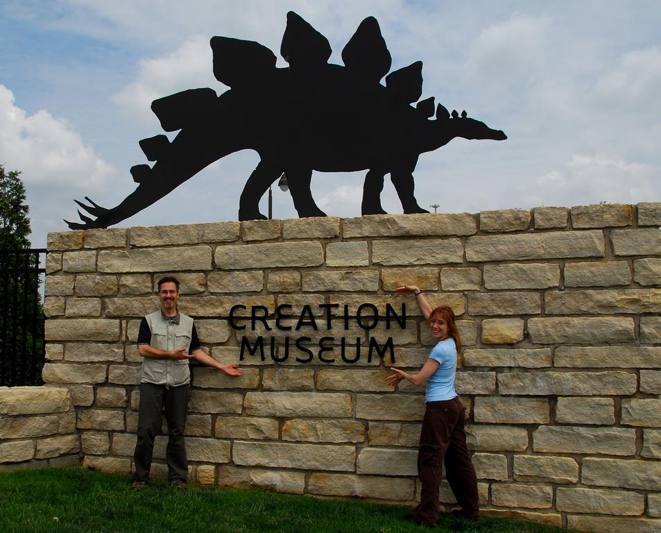 Dan Greenspan 39 S Blog Heart Of Darkness The Creation Museum